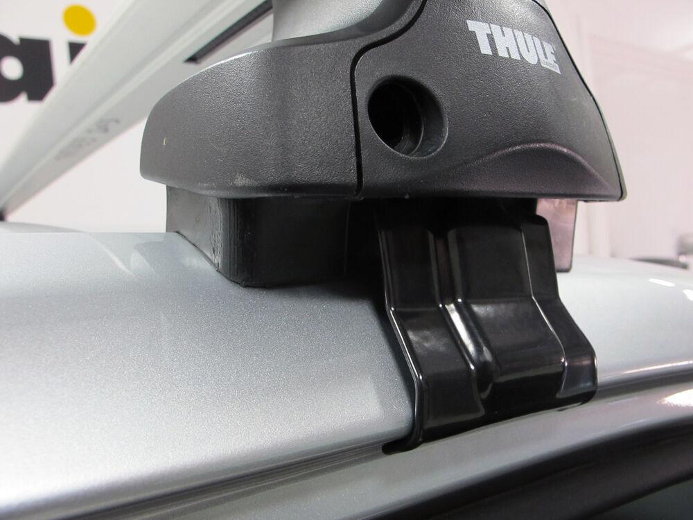 Thule Roof Rack For Hyundai Elantra 2007 Etrailer Com