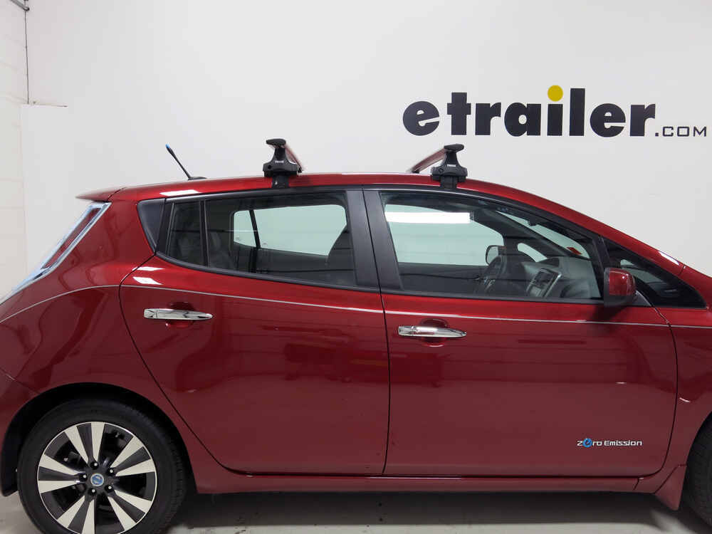 Roof Rack For 2015 Leaf By Nissan Etrailer Com