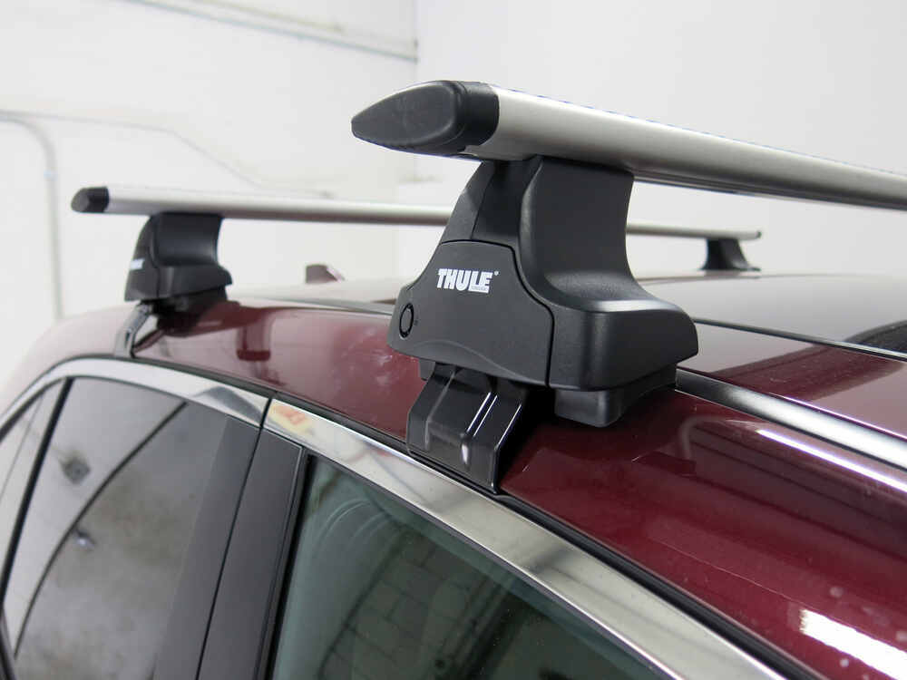 Thule Roof Rack For 2009 Acura Rdx Etrailer Com
