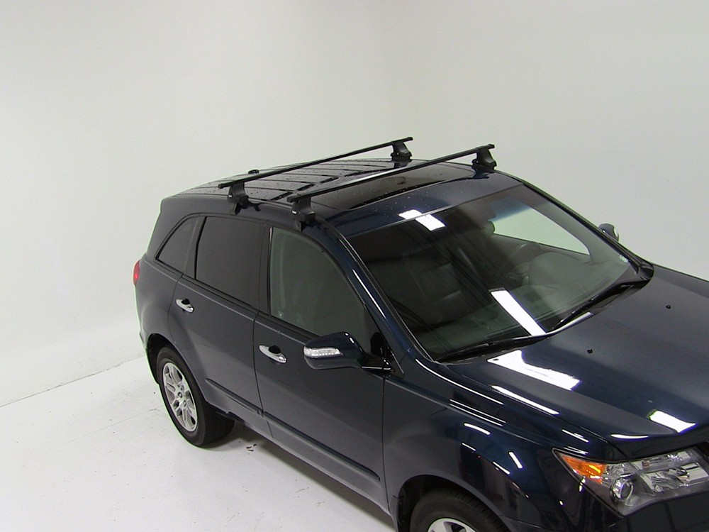 Thule Roof Rack For 2010 Acura Mdx Etrailer Com