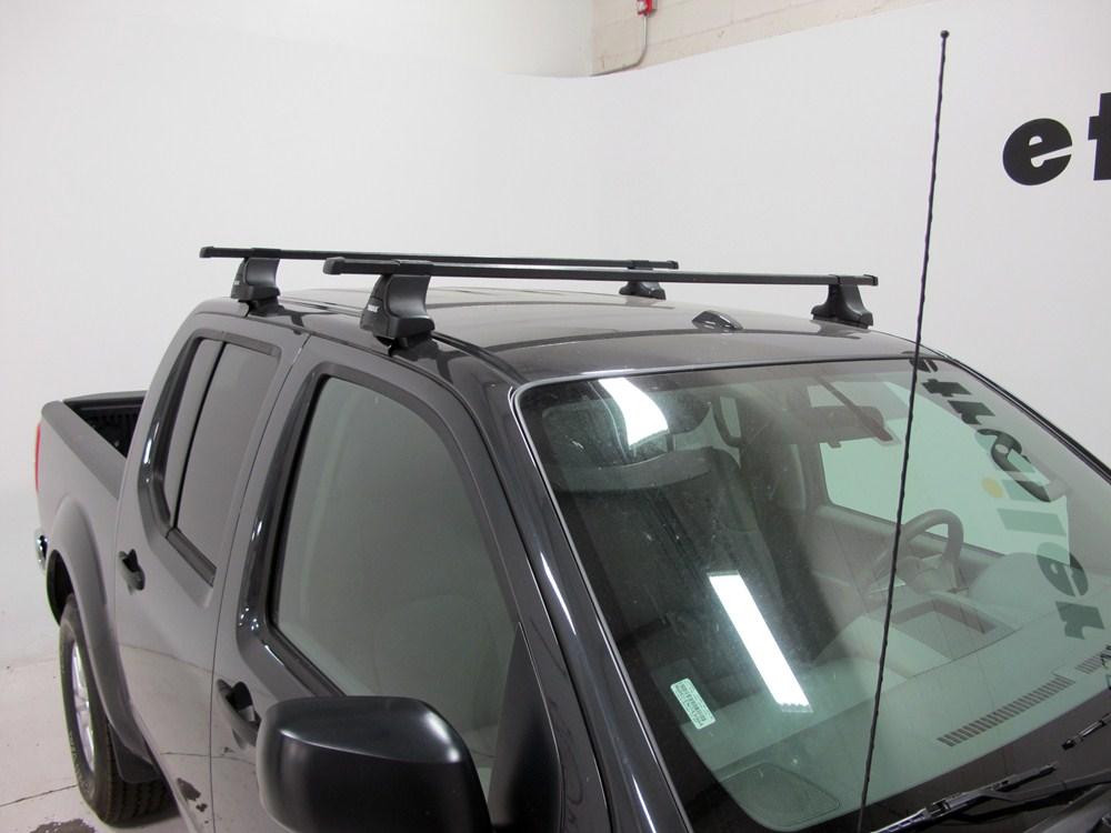 Thule Roof Rack For 2016 Nissan Frontier Etrailer Com