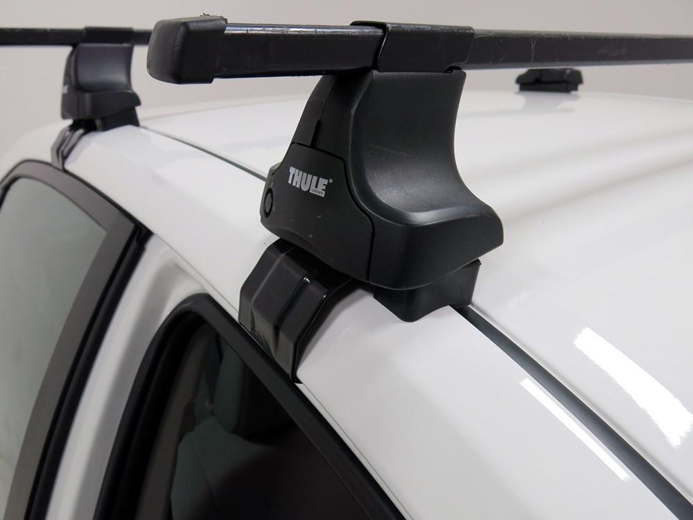 Thule Roof Rack For 2006 Toyota Corolla Etrailer Com