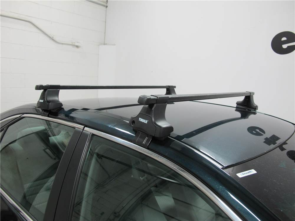 Thule Roof Rack For 1998 Camry By Toyota Etrailer Com