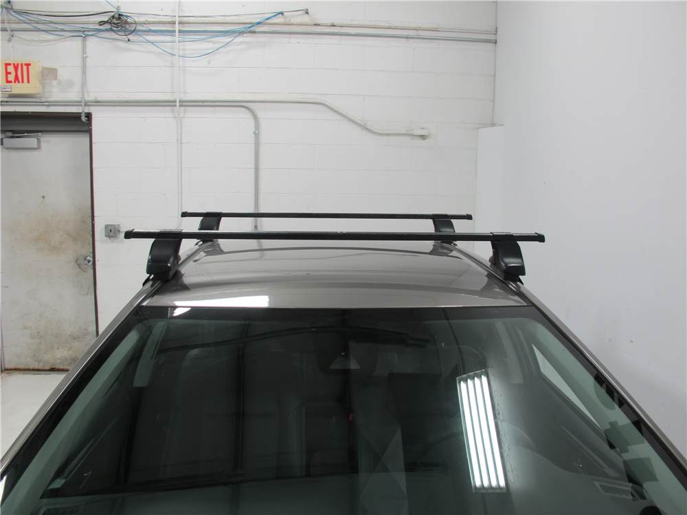 Thule Roof Rack For Toyota Corolla 2007 Etrailer Com