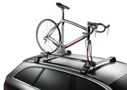 Thule Circuit XT Roof Bike Rack - Fork Mount - Clamp On - Aluminum