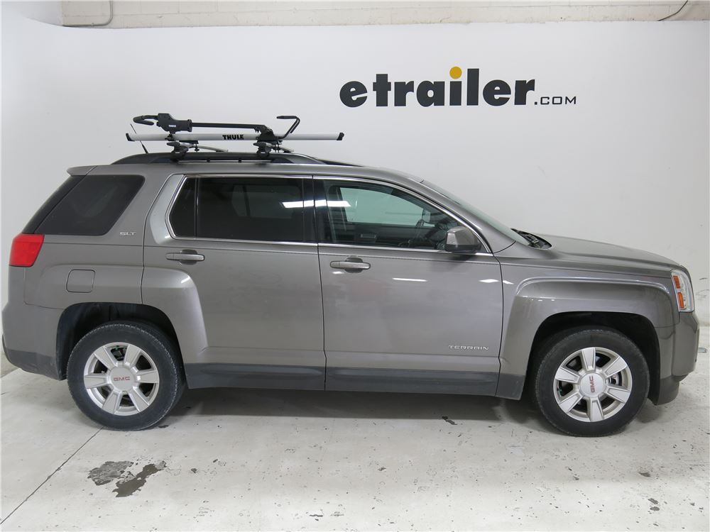 2013 Gmc Terrain Thule Sidearm Wheel Mount Bike Carrier