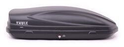 Thule Force Medium Rooftop Cargo Box - 13 cu ft - AeroSkin Black