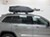 roof box thule aero bars factory square round elliptical high profile in use