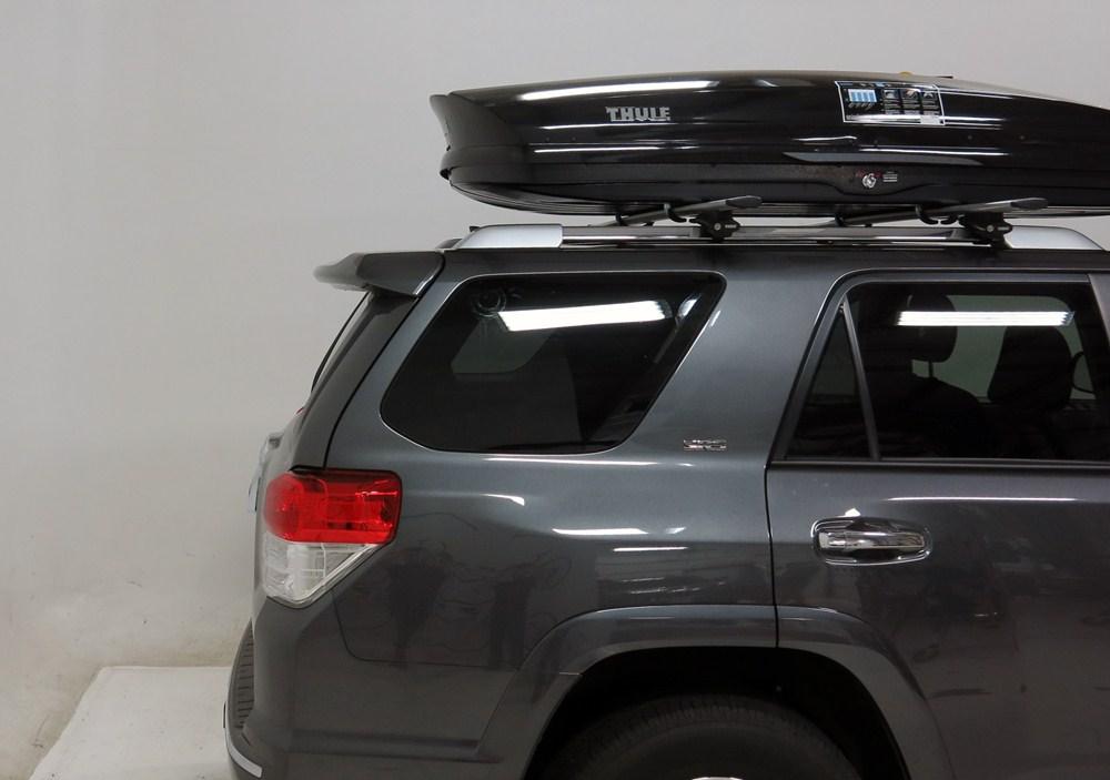 Toyota Highlander Thule Sonic Xl Rooftop Cargo Box 17 Cu