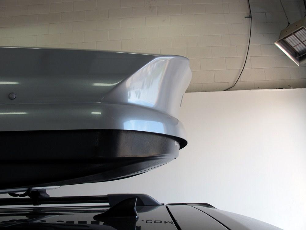 Volvo Xc90 Thule Sonic Xxl Rooftop Cargo Box 22 Cu Ft