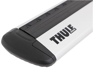 Thule WingBar Evo WindDiffuser Design