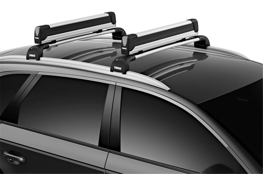 Thule Snowpack Extender Ski And Snowboard Carrier Slide