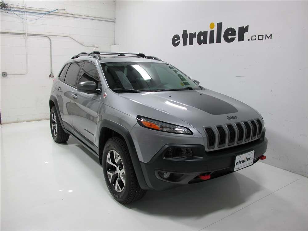 Thule Roof Rack For 2016 Jeep Cherokee Etrailer Com