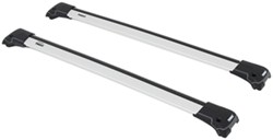 Amazing Thule AeroBlade Edge Roof Rack For Raised, Factory Side Rails   Aluminum