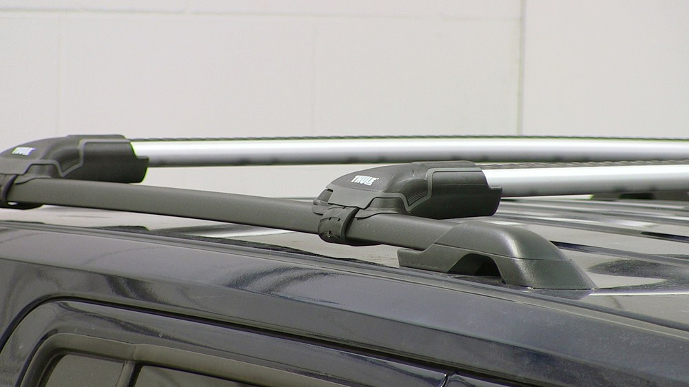 Thule Roof Rack For Infiniti Qx70 2014 Etrailer Com