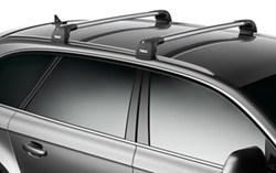 2017 Subaru Outback Wagon Roof Rack Etrailer Com