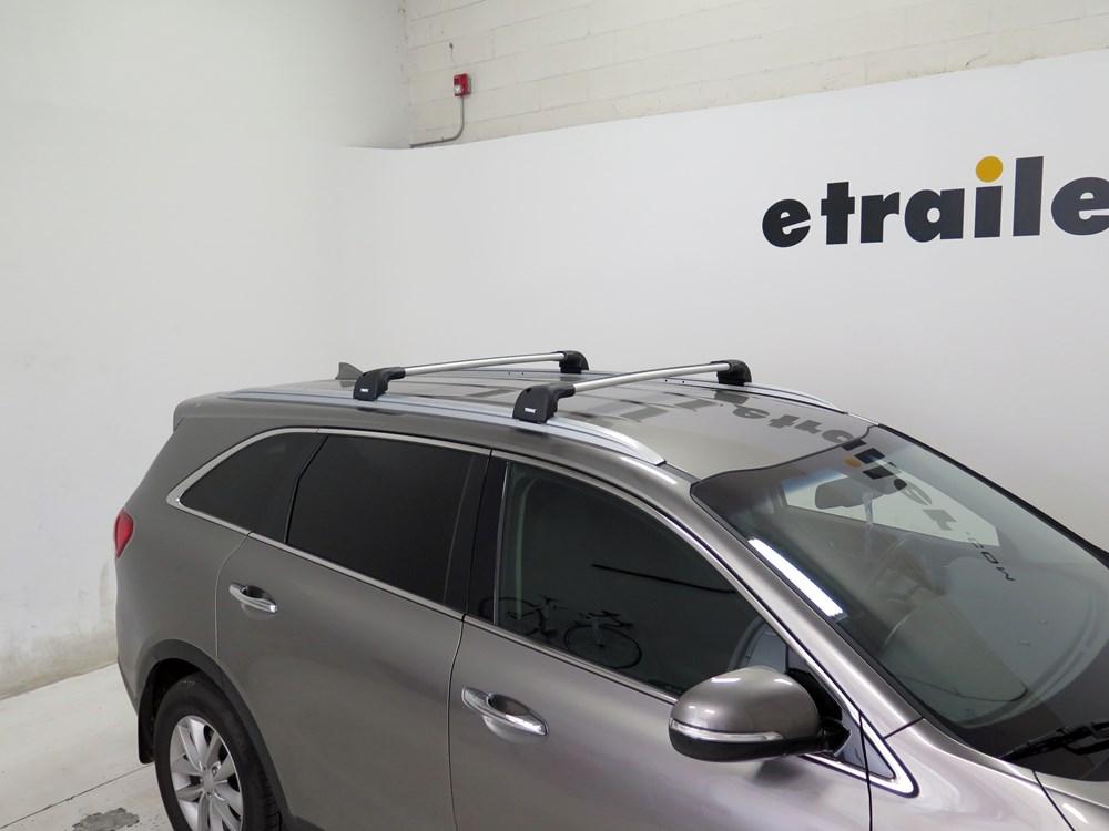 Thule Roof Rack For Kia Sorento 2017 Etrailer Com