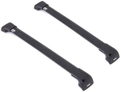 Thule AeroBlade Edge Roof Rack   Fixed Mounting Points/Flush, Factory Side  Rails