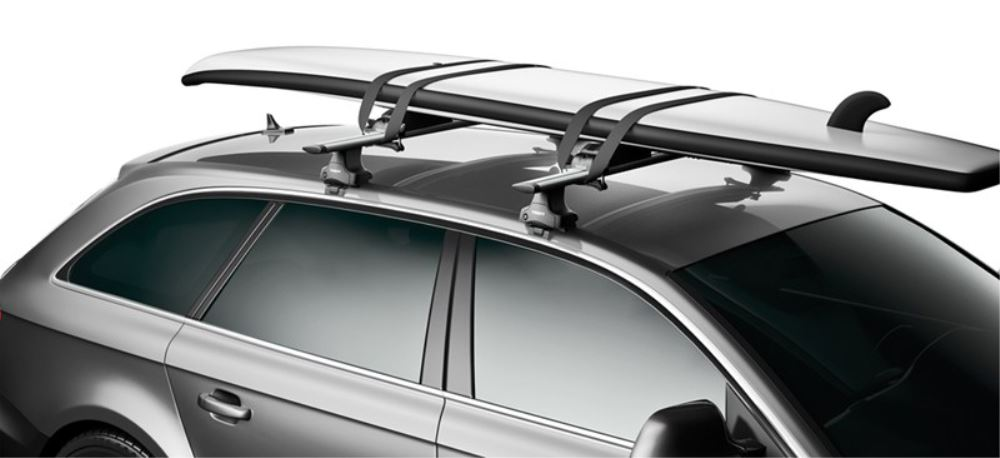Thule Sup Shuttle Stand Up Paddleboard Carrier With Tie