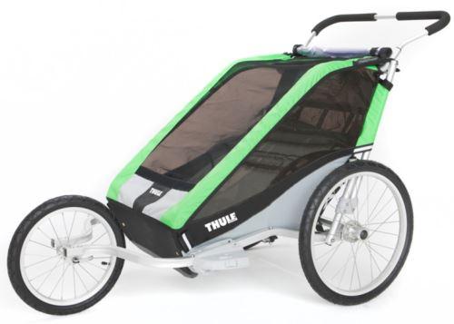 Thule Chariot Cheetah Jogging Stroller - Sport Series - 2 Child ...