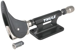 Thule Low-Rider Bike Block with Locking Skewer - Fork Mount