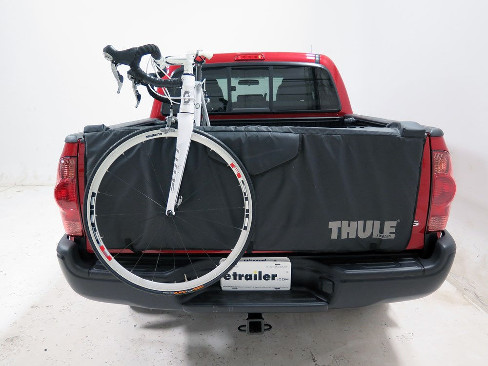 Thule Gate Mate Tailgate Pad And Bike Rack For Compact
