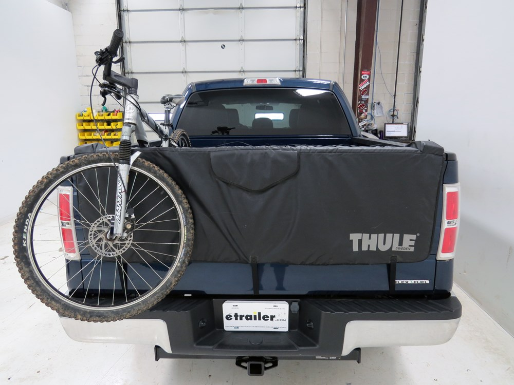 Thule Gate Mate Tailgate Pad And Bike Rack For Full Size