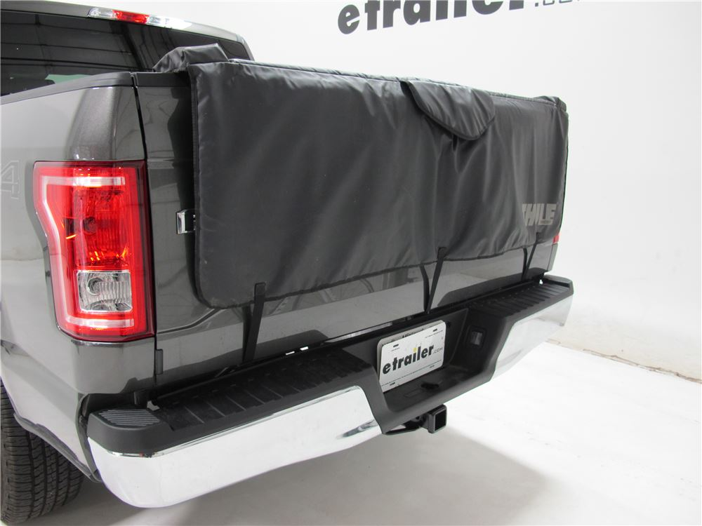 Ford F-150 Thule Gate Mate Tailgate Pad and Bike Rack for ...