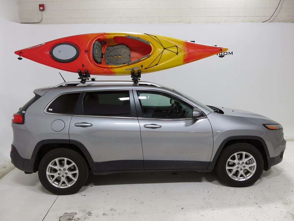 Toyota Rav4 Thule Hull A Port Kayak Carrier W Tie Downs