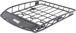 "Thule Canyon Roof Cargo Basket - Steel - 49"" x 40"" x 6"" - 150 lbs"