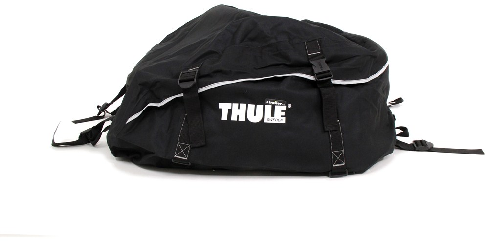 thule outbound rooftop cargo bag water resistant 13 cu