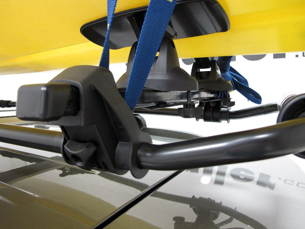 Subaru Forester Thule Slipstream Xt Roof Mounted Kayak