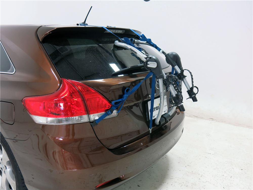 2011 Toyota Venza Thule Gateway Xt 2 Bike Rack Trunk