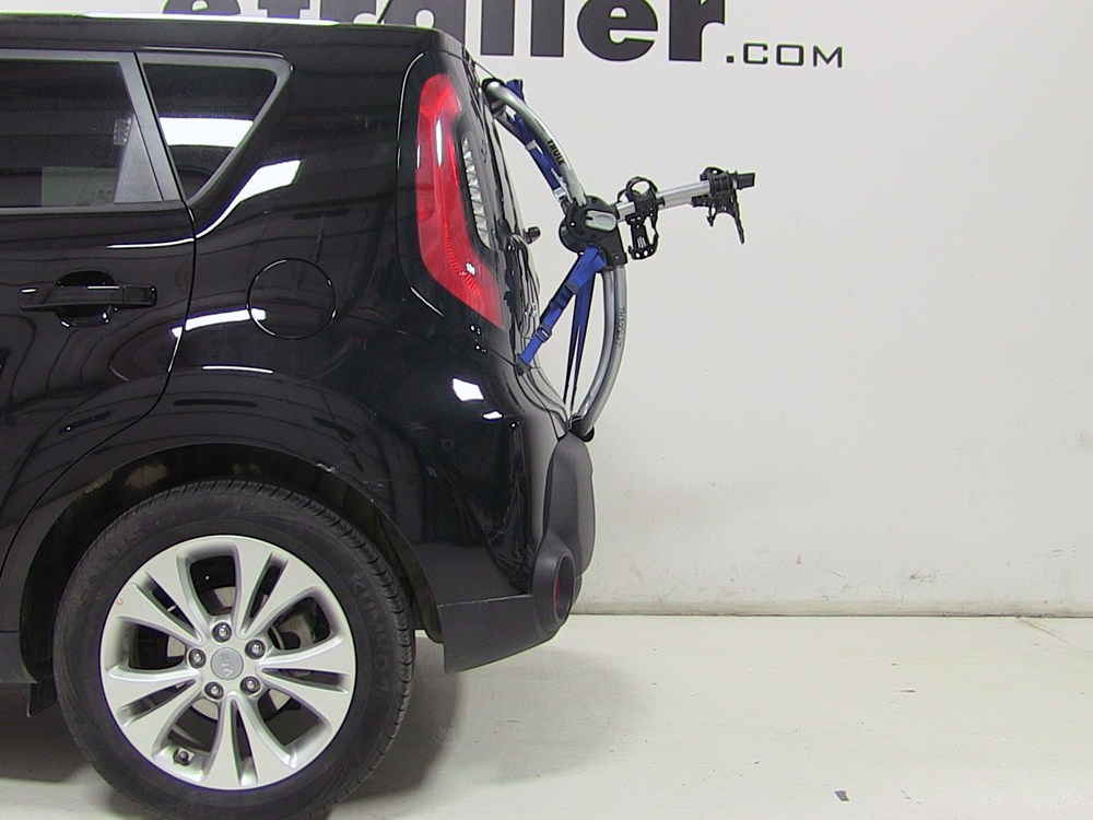 Buick Encore Bike Rack >> Thule Gateway XT 2-Bike Rack - Trunk Mount - Adjustable Arms Thule Trunk Bike Racks TH9006XT