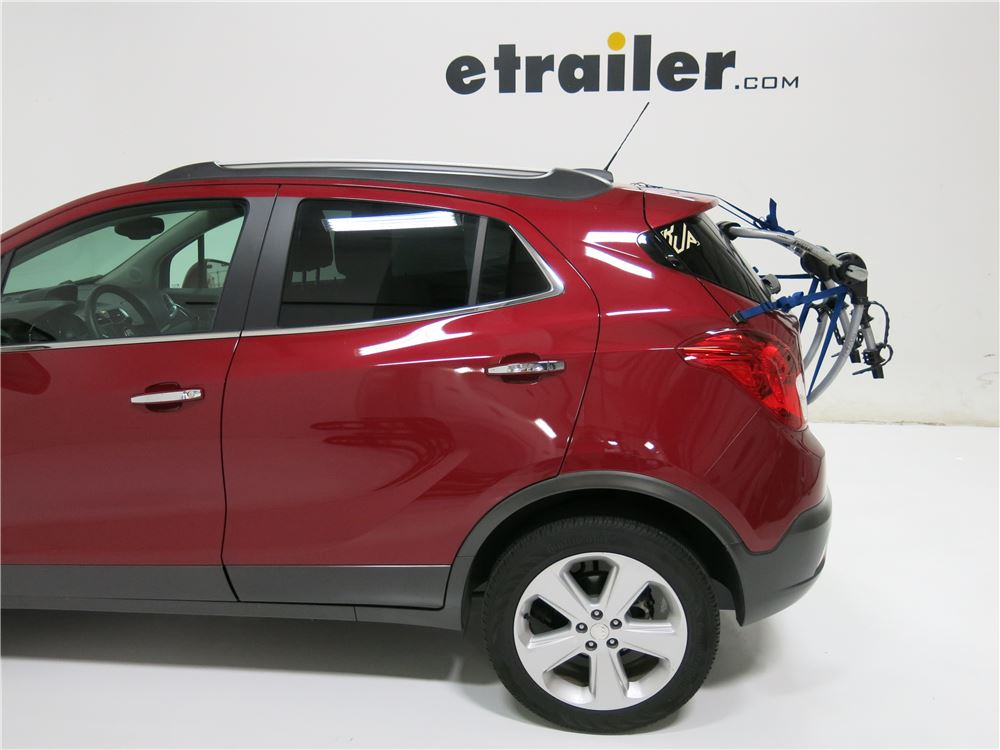 Buick Encore Bike Rack >> Buick Encore Thule Gateway XT 2-Bike Rack - Trunk Mount - Adjustable Arms