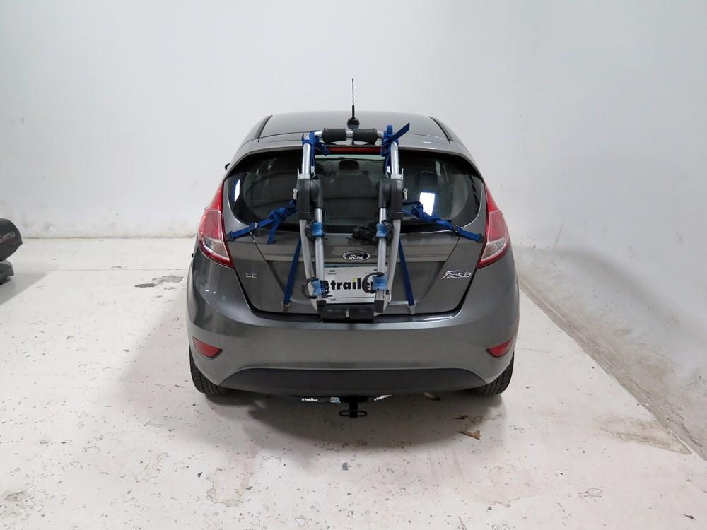 2015 Ford Fiesta Thule Archway Xt 2 Bike Rack Trunk