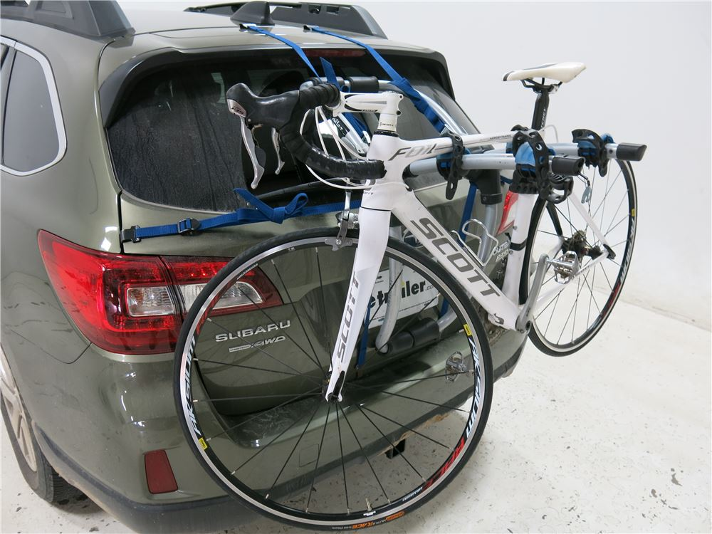 Subaru Outback Wagon Thule Archway Xt 2 Bike Rack Trunk
