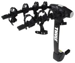 "Thule Vertex 4 Bike Rack - 1-1/4"" and 2"" Hitches - Tilting"