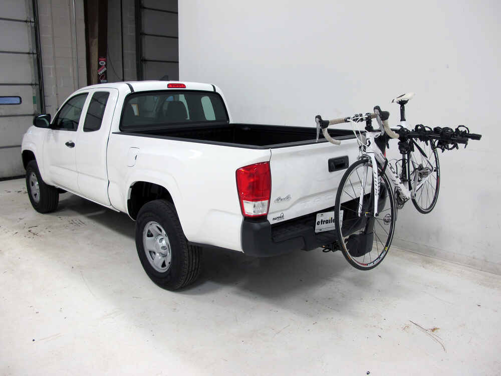 Toyota Tacoma Thule Vertex 4 Bike Rack 1 1 4 Quot And 2