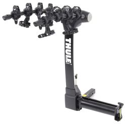 "Thule Vertex Swing 4 Bike Rack - 2"" Hitches - Swinging"