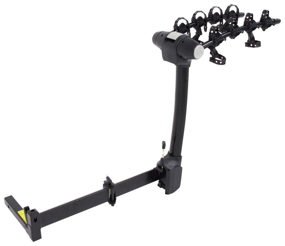 swinging bike racks