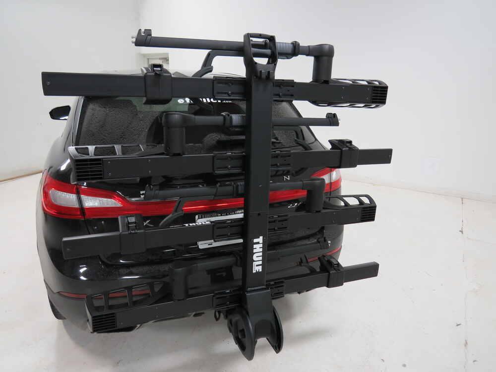 Mercedes benz glk class thule t2 pro xtb 4 bike platform for Mercedes benz bike rack