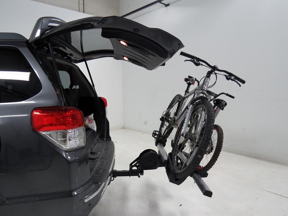 acura rdx thule t2 pro 2 bike platform rack 2 quot hitches