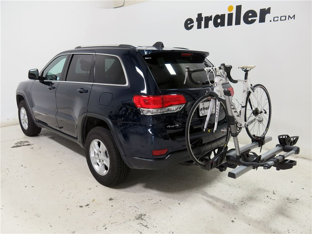 jeep grand cherokee thule t2 pro 2 bike platform rack 2. Black Bedroom Furniture Sets. Home Design Ideas
