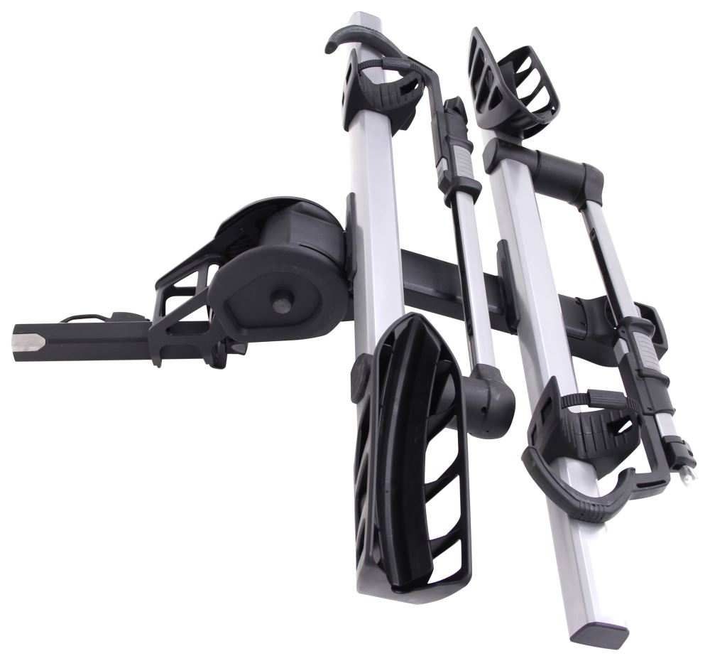 thule t2 pro 2 bike platform rack 2 hitches tilting thule hitch bike racks th9034. Black Bedroom Furniture Sets. Home Design Ideas