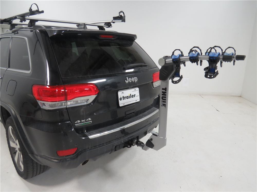 Thule Helium Aero 3 Bike Rack 1 1 4 Quot And 2 Quot Hitches