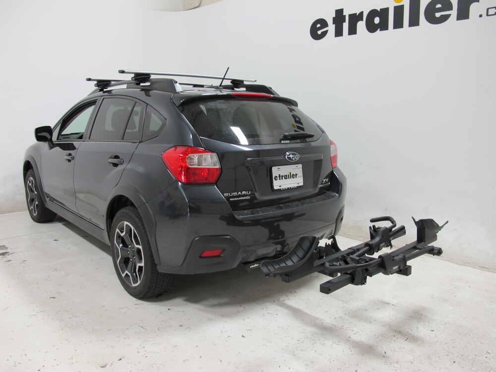 Subaru Xv Crosstrek Thule T2 Classic 2 Bike Platform Rack