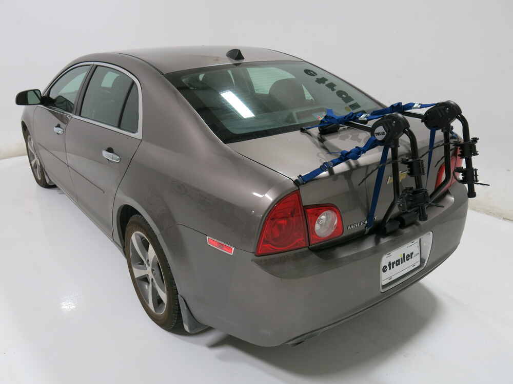 2012 Chevrolet Malibu Thule Passage 2 Bike Carrier Trunk