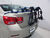 2014 chevrolet malibu trunk bike racks thule fits most factory spoilers adjustable arms th910xt