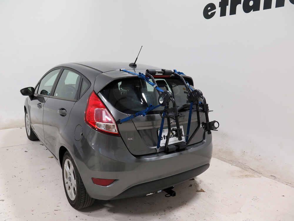 2014 Ford Fiesta Thule Passage 2 Bike Carrier - Trunk Mount